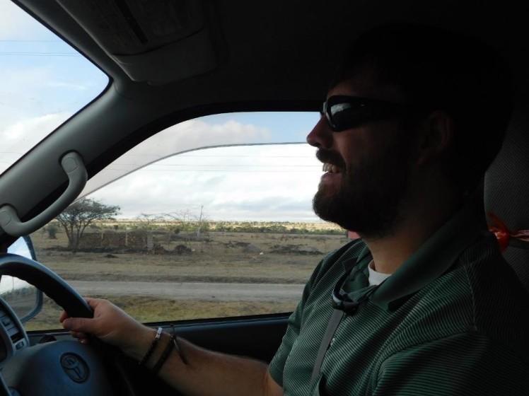 Luke the driver