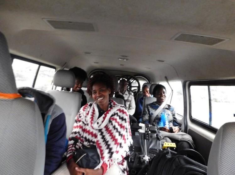 team in matatu
